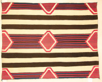 Classic 3rd Phase Chief's Blanket, c. 1860