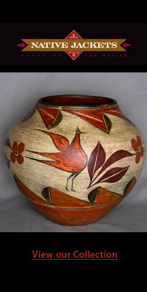 Native Jackets Pottery