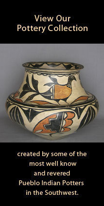 Southwest Pueblo Pottery