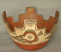 Santa Ana Ceremonial Bowl